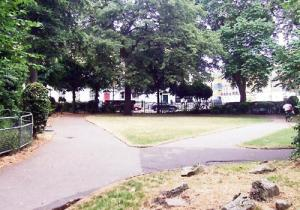 myddelton square